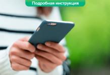 Порядок пополнения баланса телефона с карты Сбербанка