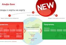 Как перевести деньги с карты Альфа банк на Сбербанк?