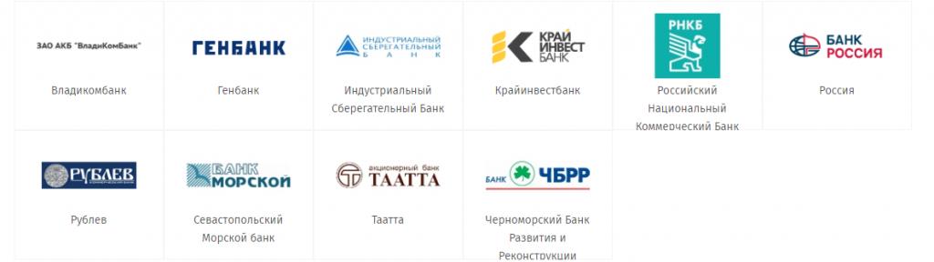 Как снять деньги с карты Сбербанка в Крыму?