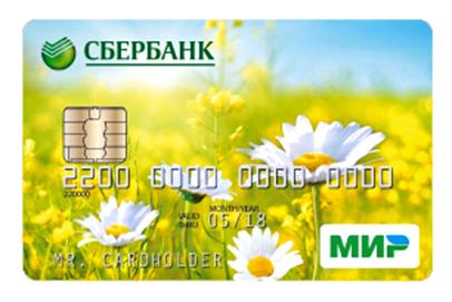 Сбербанк дебетовые карты для физических лиц: виды, стоимость
