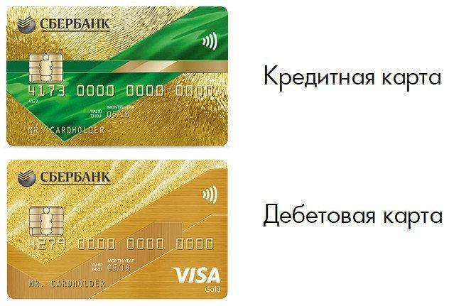Золотая кредитная карта Сбербанка: полный обзор