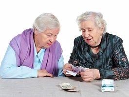 Займы пенсионерам до 75 лет на карту