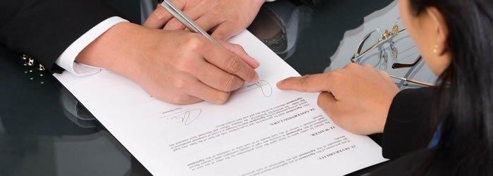 Составление завещания на депозит