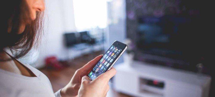 Приложения на телефоне